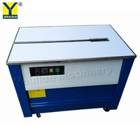 KZ900 High Desk Semi-automatic Packing PP Belt Box Paper Carton Strapping Machine with Factory Price