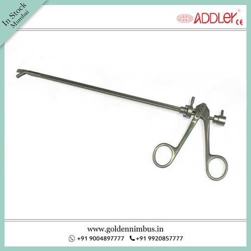 Addler Endoscopy Stone Crushing Forcep