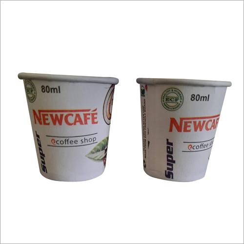 80 ML Printed Paper Coffee Cup