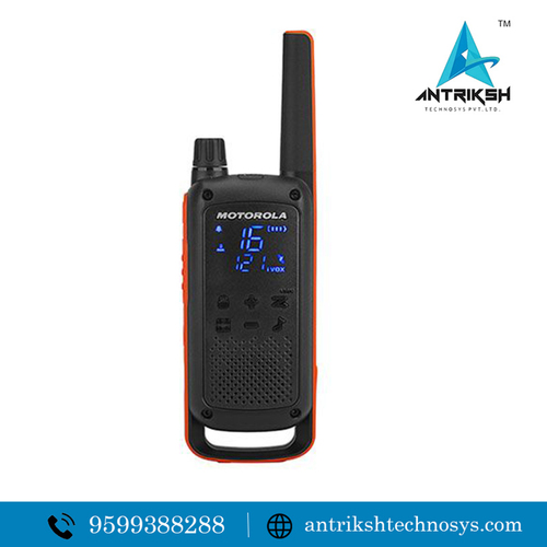 Motorola T82 License Free Walkie Talkie