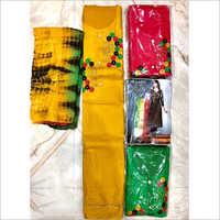 Ladies Printed Unstitched Suit