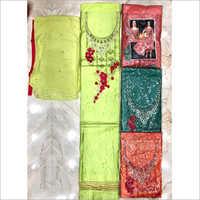 Ladies Cotton Unstitched Suit
