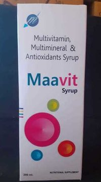 Maavit Syrup