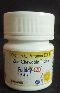 Fullday Czd Tablet