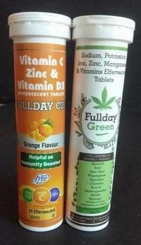 Vitamin Z Zinc And Vitamin D3 Tablet
