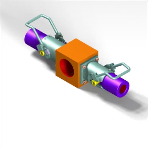 Industrial Robot Adaptor Quick Changer