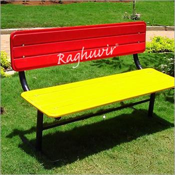 Plank Garden Bench (FRP)