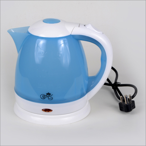 Oasis Plastic Electric Tea Kettle