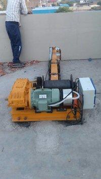 Electric Winch  Machine