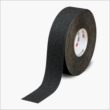 3m Safety Walk 610 - Black Color, General Purpose Tape For Light To Heavy Shoe Traffic, 1 In X 60ft