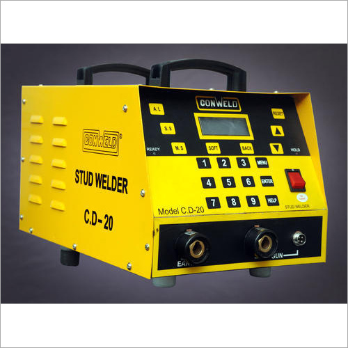 CD Welding Machine