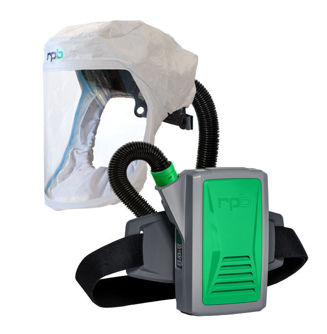 T200 with PX5 Powered Air Purifying Respirator