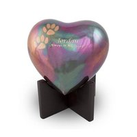 Pet Heart Urn For Ashes