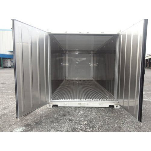Stainless Steel Reefer Used Shipping Container