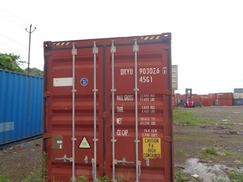 Corten Steel 40 Feet Freight Shipping Container