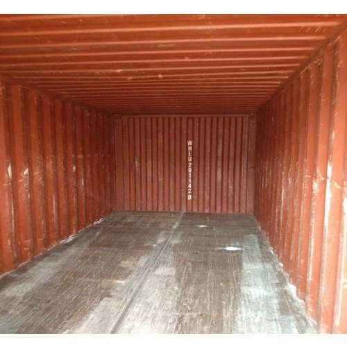 Used Dry Cargo Shipping Container