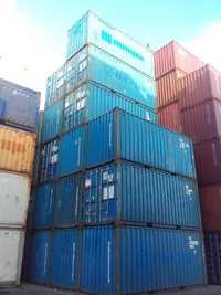 20 Used Shipping Containers