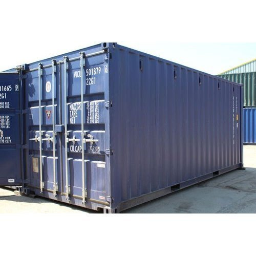 20' HIGH CUBE USED CONTAINER