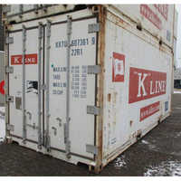 20 RH Reefer Shipping Container