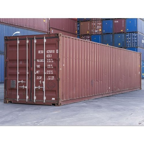 40 Ft High Cube Containers