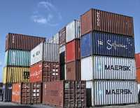 Pre Used Shipping Containers