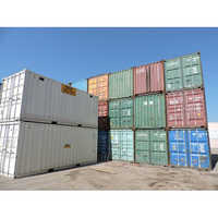 Cargo Used Shipping Containers
