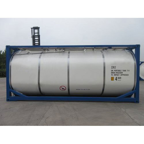ISO Tank Container Used
