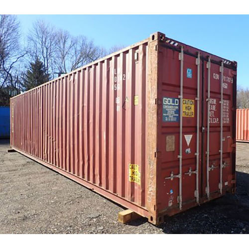 One Way Shipping Containers