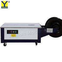 Low Desk Semi-automatic Strapping Machine