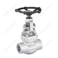 A182 F316L Stainless Steel Globe Valve