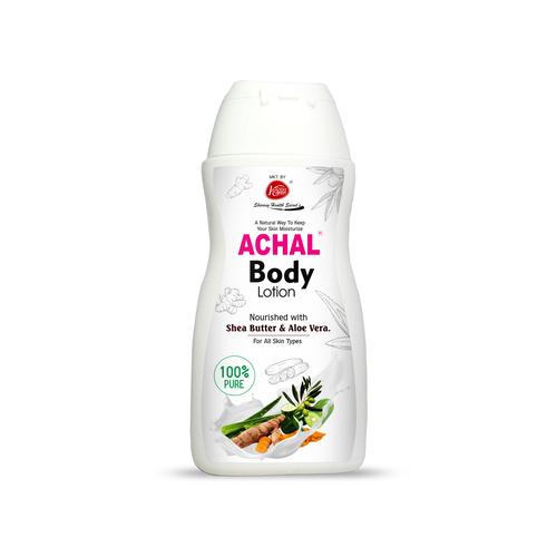 achal body lotion