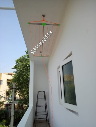 Basic Roof Mounting Dryer Hangers In Coimbatore