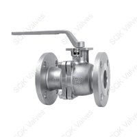 SQK  A351 CF8 Stainless Steel Ball Valve