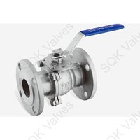 A351 CF3M Cast Stainless Steel Ball Valve