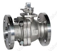 SQK A351 CN7M Alloy 20 Ball Valve