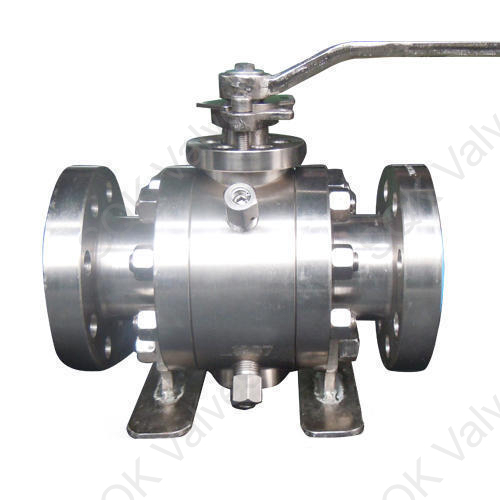 SQK A352 LCC Carbon Steel Ball Ball Valve