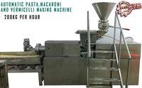 Macaroni making machine