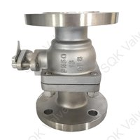 SQK A182 F304L Stainless Steel Ball Valve
