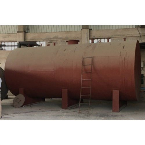 Industrial Mild Steel Storage Vessel Tank