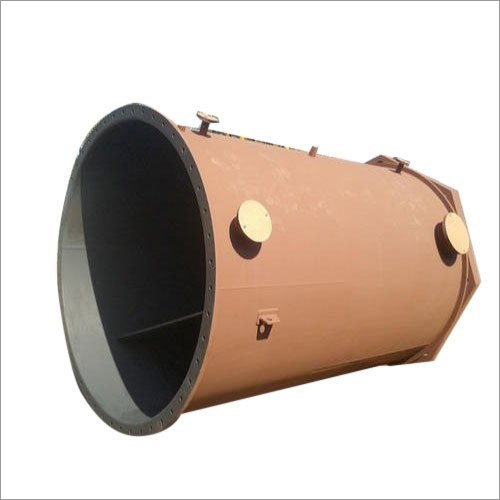 Industrial Rubber Lined Tank