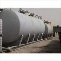 Industrial Acid Storage Tank