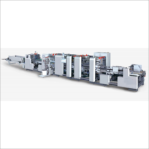 JX Series High Speed Fully Automatic Folder Gluer for Corrugation