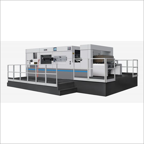 Automatic Die Cutting & Creasing Machine with Stripping & Without Stripping