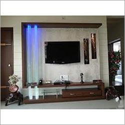 Wooden LCD TV Unit