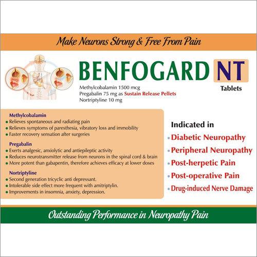 Benfogard NT Tablets