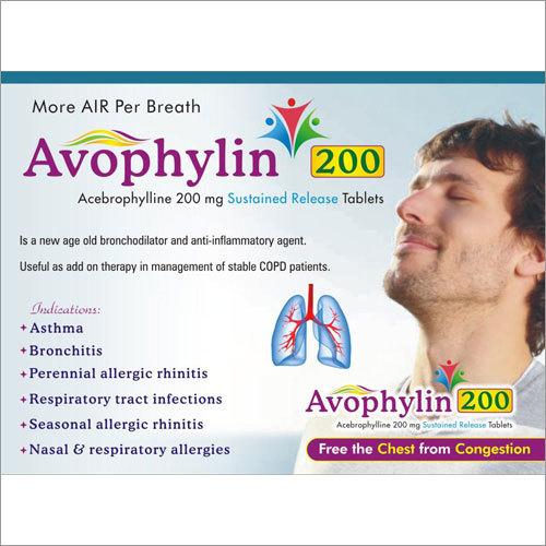 Avophylin Tablets