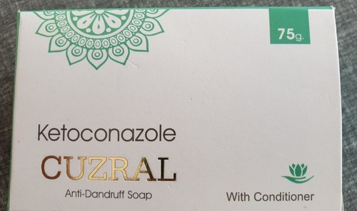 Cuzral Soap