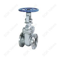 SQK A351 CF8 Stainless Steel Gate Valve
