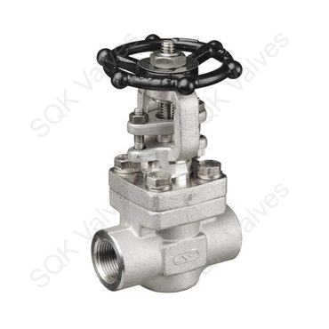 SQK A182 F321H Stainless Steel Gate Valve