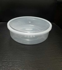2000 ML FLAT CONTAINER